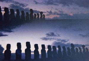 Isola di Pasqua - MOAI